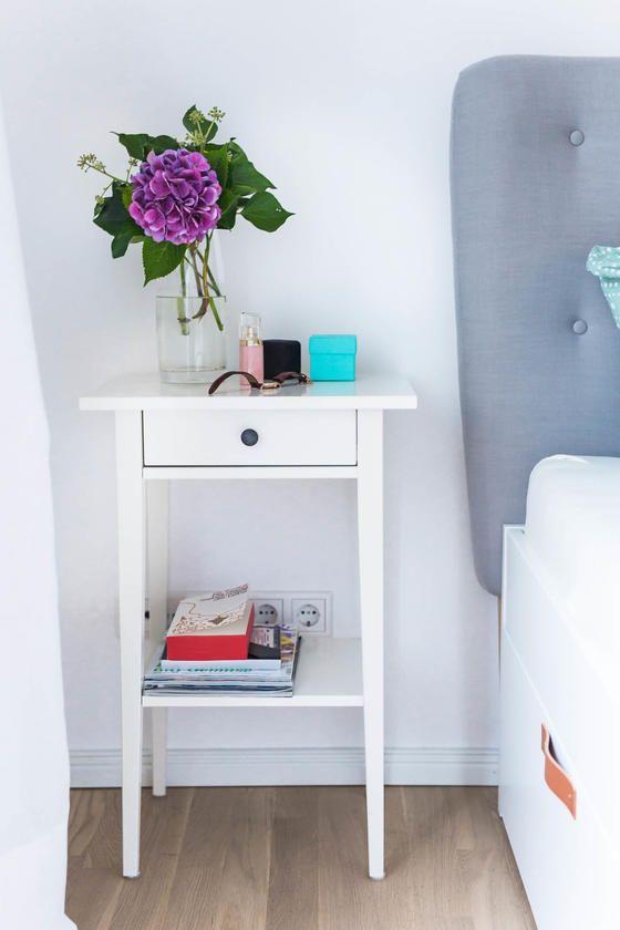 die besten 25 brimnes bett ideen auf pinterest. Black Bedroom Furniture Sets. Home Design Ideas