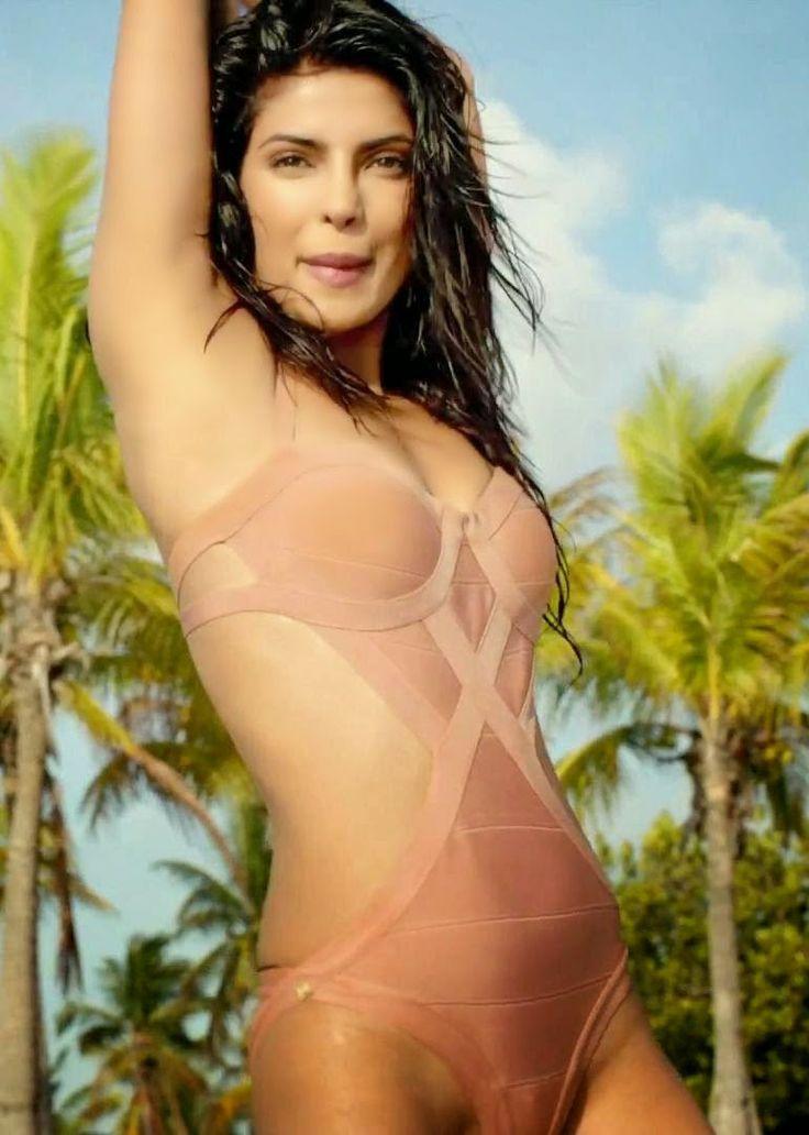 Priyanka Chopra's Exotic Bikini.#priyankachopra http://www.manchimovies.com