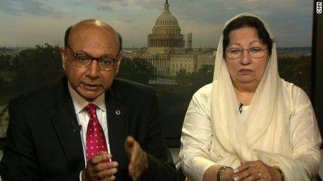 John McCain: Donald Trump defamed Khan, does not represent GOP - CNNPolitics.com