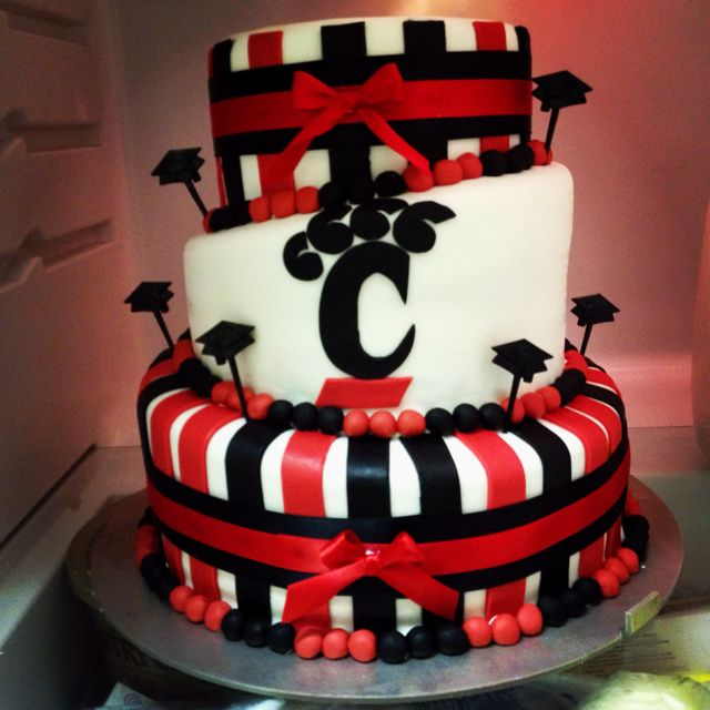 Cake Decorating Store Cincinnati : 86 best images about graduation cakes on Pinterest ...