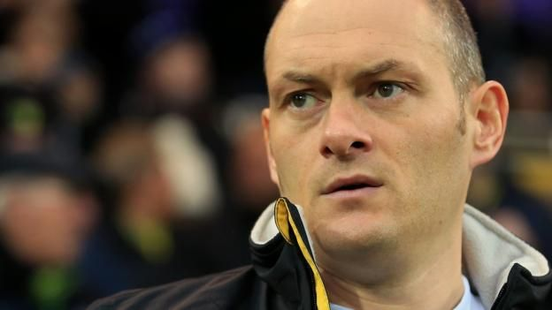 Alex Neil won promotion to the Premier League as manager of Norwich in 2015 Championship club Preston are set to appoint former Norwich and Hamilton boss Alex Neil as their new manager. Club officials spoke to the Scot, 36, following the departure of Simon Grayson to Sunderland. Neil has been...