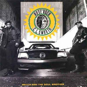 Pete Rock & C.L. Smooth - Mecca And The Soul Brother (Vinyl, LP, Album) at Discogs