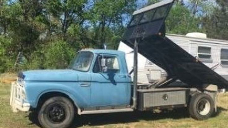 1966 Ford F350 for sale 100827723