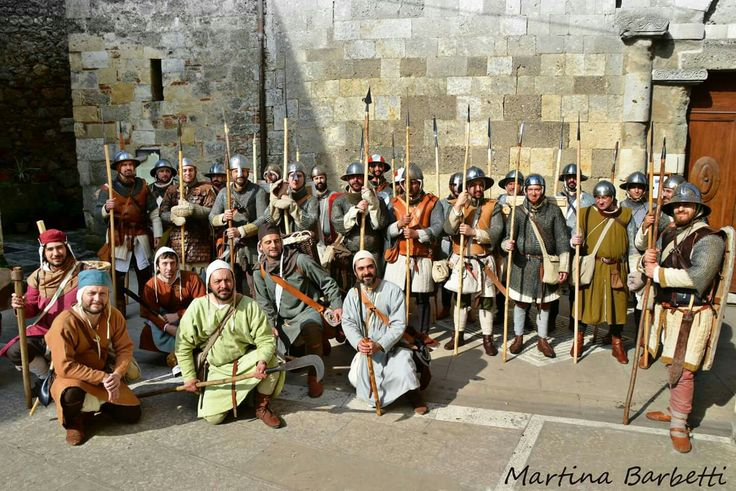 13th century militia