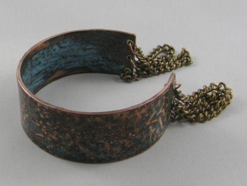 Starry Starry Night -  Cuff Bracelet