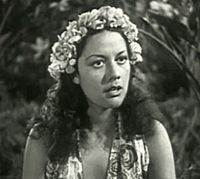 MARIA 'MOVITA' CASTANEDA= d. Feb 12 2015 b. April 12, 1916= age 98= Cause: after being hospitalized for a neck injury. Roles: actress best known for having been the second wife of Marlon Brando.  Fort Apache, Dream Wife.