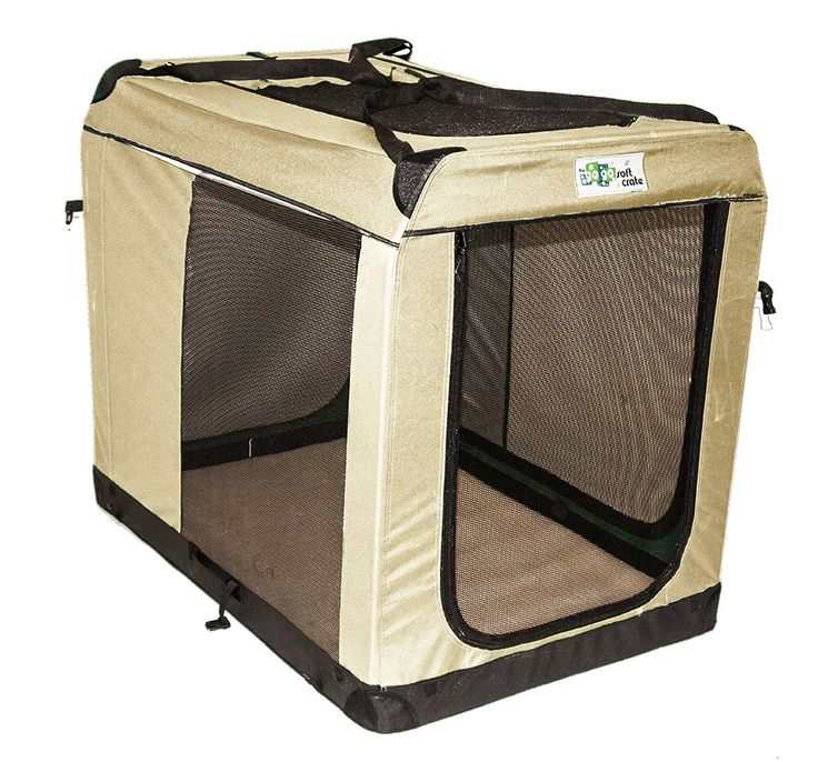 48 Inch Gogo Superior Quality Xxl Soft Dog Crate 48 Long