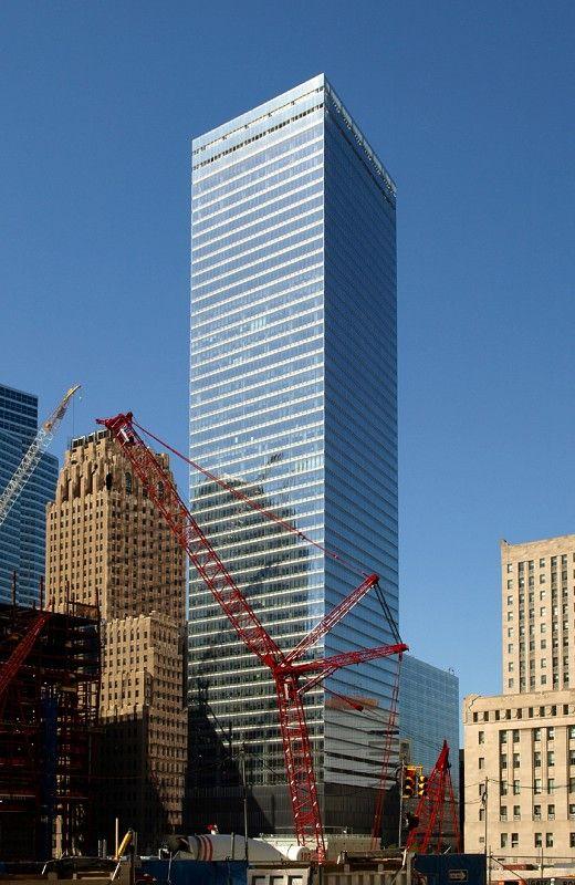 7 World Trade Center -                  The Skyscraper Center