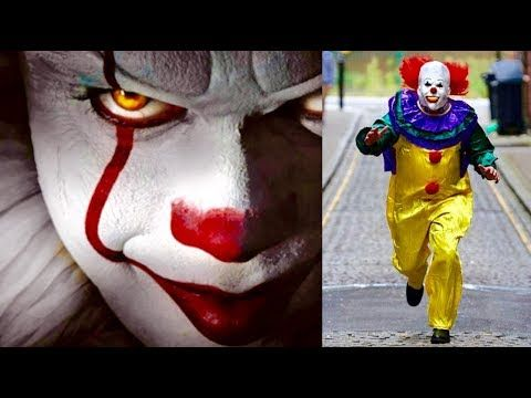 IT movie might release a new wave of killer clown sightings #true #crime #killer #clowns #IT #Pennywise #Stephen #King #movie #horror #Clown #sightings #TrueCrimeNews #video #YouTube #novel