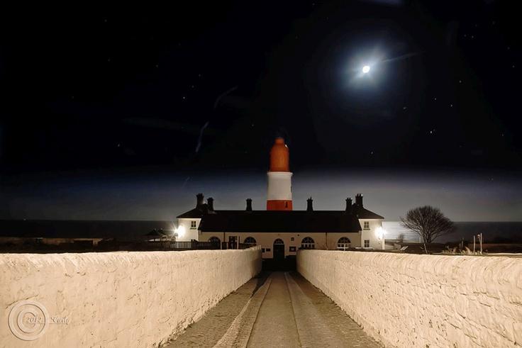 Souter lighthouse, South Shields