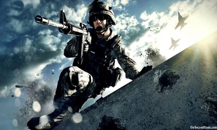 Cool Battlefield 4 Fire Armor In Black Background: 15 Must-see Battlefield 4 Pins