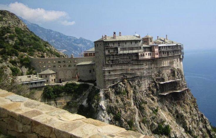 Όσιος Ευθύμιος ο Νέος, ο εν Βραστάμοις ασκητεύσας: Απόφαση κατάργησης του άβατου στο Άγιο Όρος