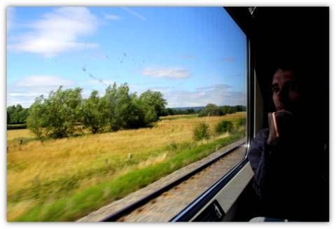 Passagens de trem com a Rail Europe