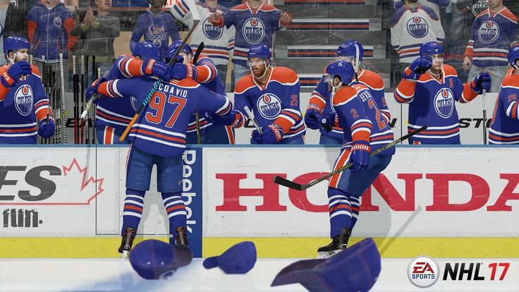 NHL 17 Game Image 6