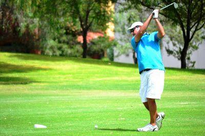 Este domingo el torneo de golf del Pavo en Pulgas Pandas ~ Ags Sports