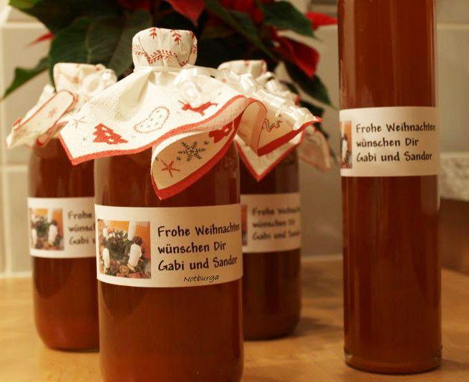 Rezept unten auch auf Deutsch   Évek óta készítem ezt az Adventkor annyira kedvelt nagyon finom italt, aminek a receptjét kolleganőmtő...