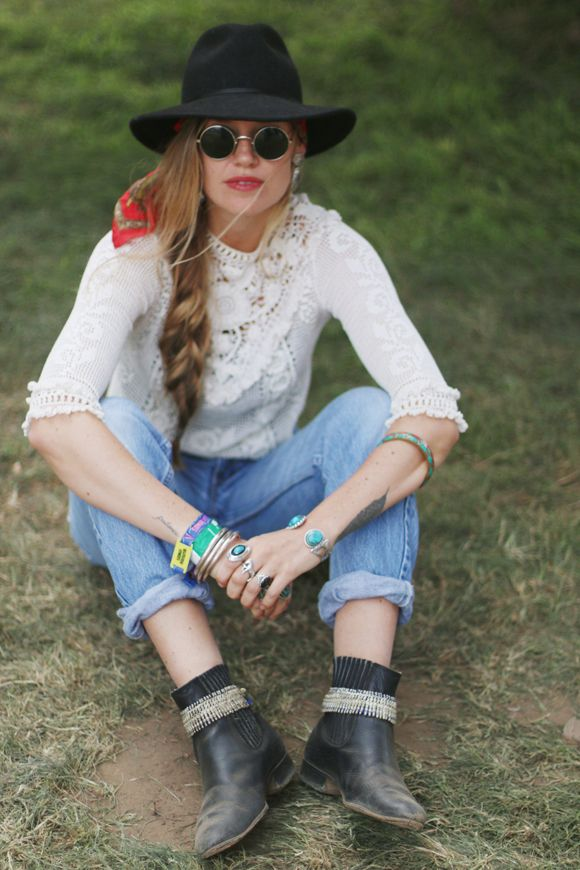 Festival Fashion At Outside Lands 2014 | Free People Blog #freepeople