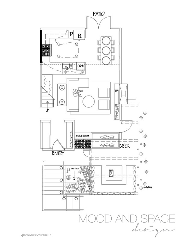 Berkeley Hills Residence - Space Planning
