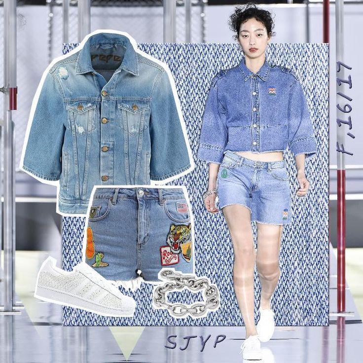 SJYP Fall 16/17 by AMAZE Runway