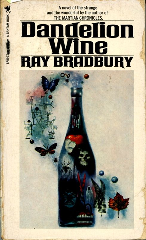 Dandelion Wine by Ray Bradbury - explained beautifully Einstein's relativity theory regarding time better than anyone in this one particular passage...