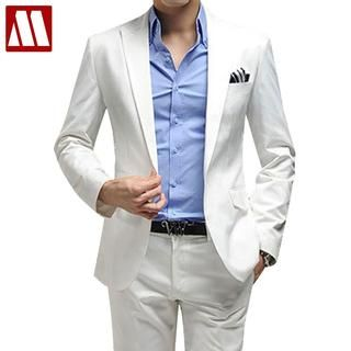 Men's Clothing Business Suit