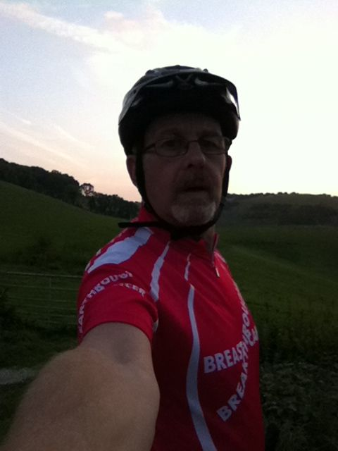 im doing an overnight 100km bike ride next week in aid of breast cancer .http://sussexliving.com/support-steve-pennyfarthing-jeweller-challenge-cancer-bike-ride/