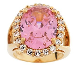 I am an equal opportunity shopping channel jewelry obsessive. Check out this simulated Kunzite ring- the ring that President Kennedy had ordered for Jackie as her Christmas gift that fateful year. He never lived to give it to her... so this is both gorgeous and very sentimental. Love Jackie Kennedy jewelry on QVC and am mesmerized by this ring.
