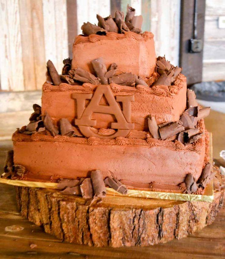 Wedding reception barn, wedding décor, reception décor, groom cake, auburn…