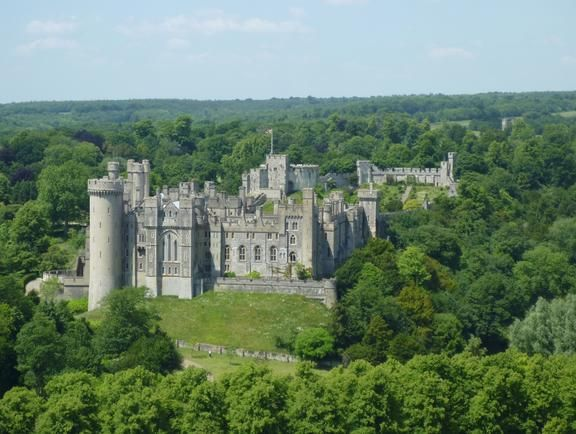 Castelo de Arundel UK