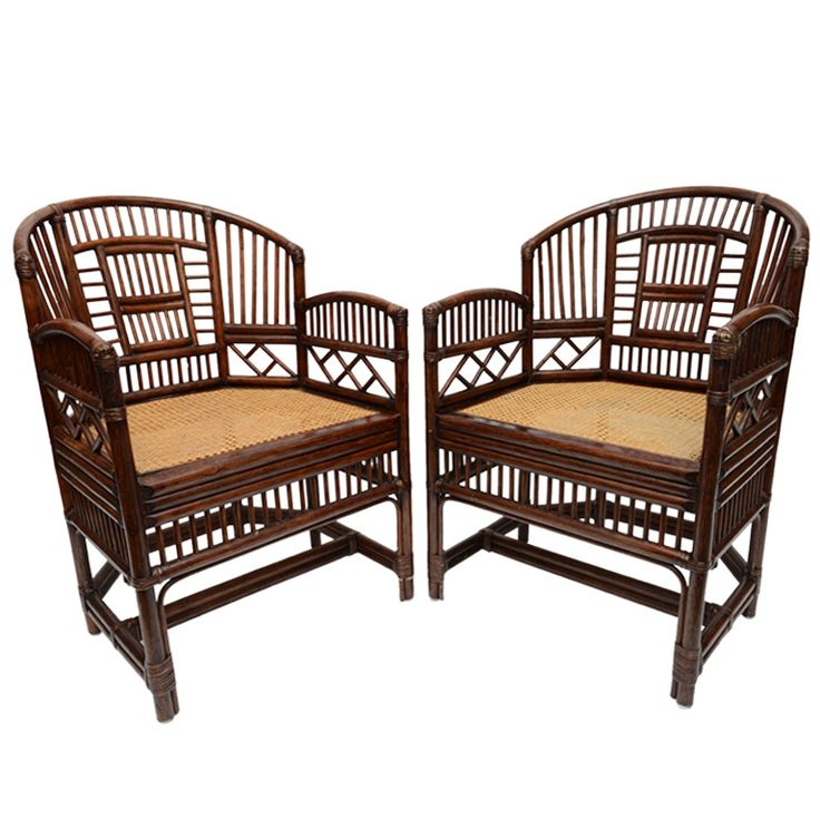 Antique Bamboo Chair | Pair of Vintage Bamboo Rattan Barrel Chairs at  1stdibs - 256 Best Antique Chinese Bamboo Furniture Images On Pinterest
