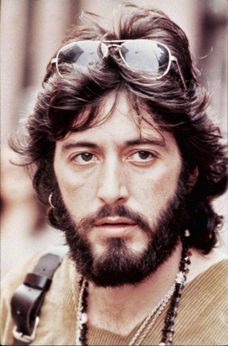 """Al Pacino en """"Serpico"""", 1973"""