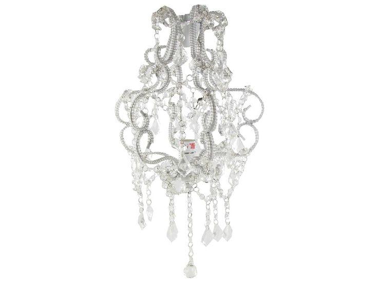 Clear Beaded Hanging Chandelier from Hobby Lobby - 85 Best Hobby Lobby & Michaels Images On Pinterest Hobby Lobby