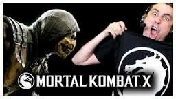 Mortal kombat x το έπαιξε ο 2j στο gaming κανάλι.