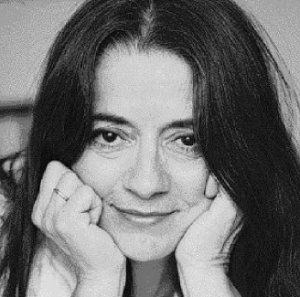 Eleni Karaindrou is a Greek composer,known for scoring the films of Theo Angelopoulos.