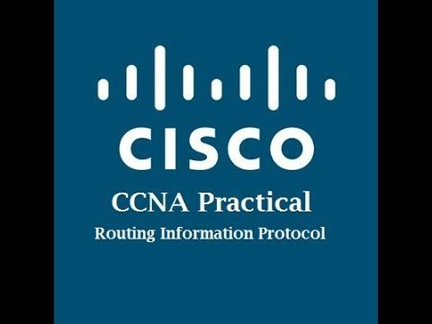 CCNA-Practical Chapter:4 Routing Information Protocol (RIP) Configuration