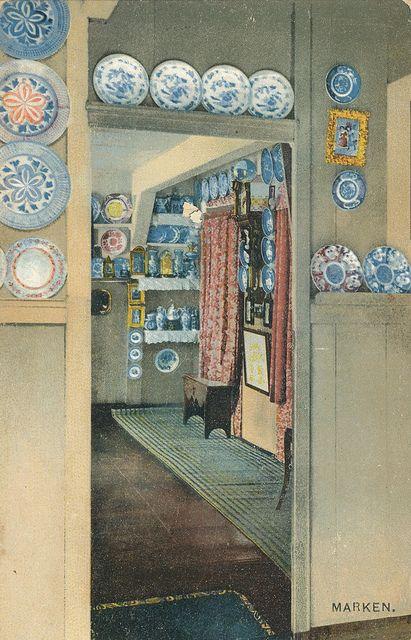 pc marken interieur 1910 | Flickr - Photo Sharing!