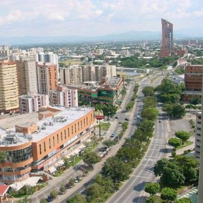 """Mi bella """"Maracay"""", ciudad donde ambiento la novela"""
