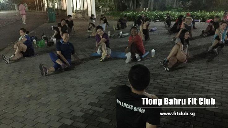 Tiong Bahru Fit Club | FIT CLUB SINGAPORE