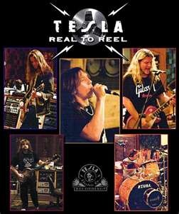 Still love when a Tesla song comes on