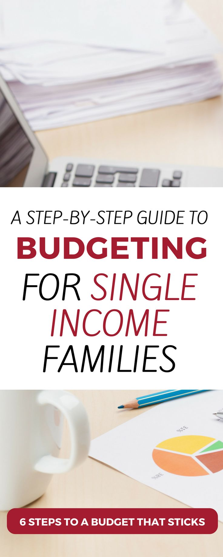 Discover the secrets to budgeting on one income. This step-by-step budgeting process for single income families can help your family live a meaningful and frugal life.  via @https://www.pinterest.com/thewaystowealth/