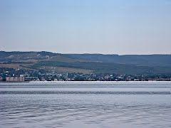 Волга. Хвалынск