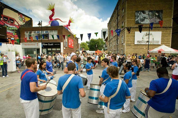 Brazilian: Samba Rhythms - Samba Music