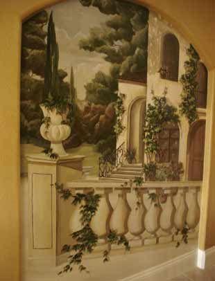 Ian Cairnie Trompe Lu0027oeil Staircase Samples. Garay Artisans U2013 Orlando  Florida | Faux Painting | Faux Finishing | DIY | Venetian Plaster