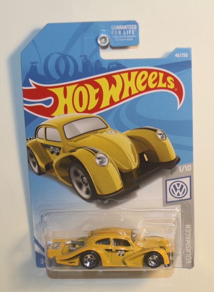2019 Hot Wheels VOLKSWAGEN 1/10 Volkswagen Kafer Racer 46/250