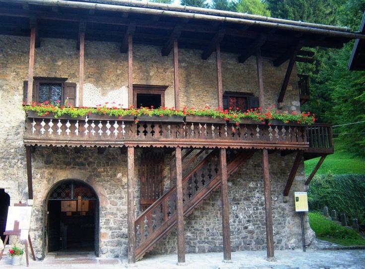 Museo Casa natale di Tiziano - Pieve di Cadore (BL).