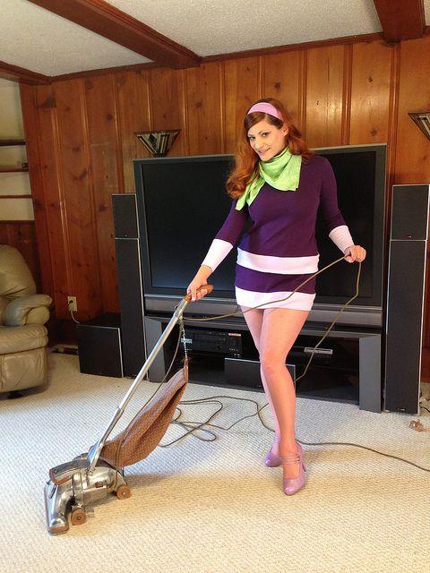 Sexy Vacuuming 64