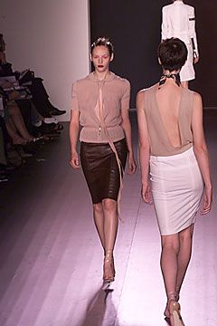 Lawrence Steele Spring 2000 Ready-to-Wear Collection Slideshow on Style.com