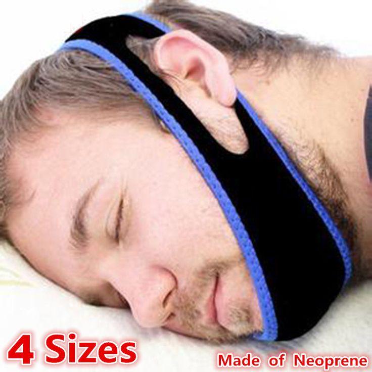 אנטי נחירה רצועות סנטר הפה משמר עצירת Bruxism נשימה פתרונות לנחור בלם אנטי נחירה Ronquidos לשינה