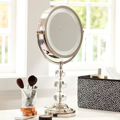 Light It Up Beauty Mirror #pbteen