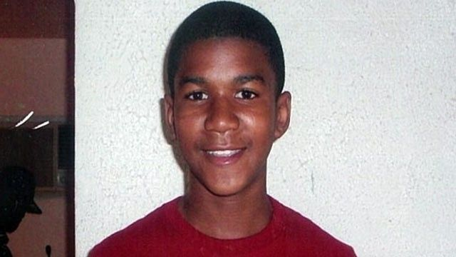 I have not forgot /Trayvon Martin, 17, was fatally shot by neighborhood watch leader George Zimmerman.